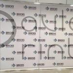 Пресс Волл (Press Wall) - стенд Brand Wall