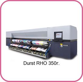 Широкоформатная УФ (UV) печать